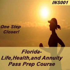 Florida Life, Health & Annuity Pass Prep (INS001FL)